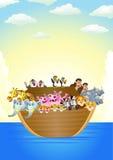 Noah ark Stock Image