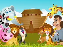 Noah ark Stock Photos