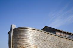 Noah's Ark 1. Replica of Noah's Ark build in Holland Royalty Free Stock Photos