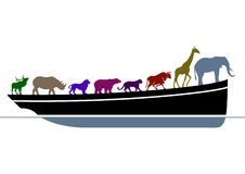 Noah S Ark Stock Photo