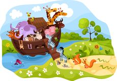 Free Noah S Ark Royalty Free Stock Photo - 19120755