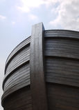Noah's Ark. In Ma Wan Hong Kong Stock Photo