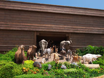 Noah's Ark. In Ma Wan Hong Kong Stock Photos