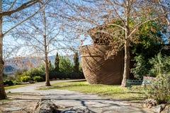 The Noah`s Ark in Jerusalem Biblical Zoo, Israel Royalty Free Stock Image