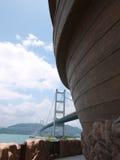 Noah's ark park. Public garden in the noah's ark park in Ma Wan, Hong Kong royalty free stock photos