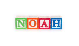 Noah Royalty Free Stock Photography
