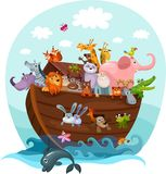 Noahs Ark Arkivbild