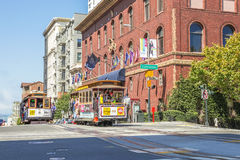 Nob Hill San Francisco Royalty Free Stock Photo