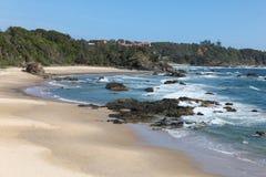 Nobby Beach - Port Macquarie - NSW Australia Royalty Free Stock Photo