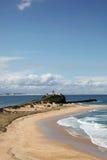 Nobbys Beach Newcastle Australia Royalty Free Stock Image