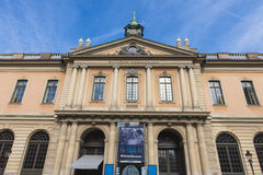 Nobel Museum and Academy, Stockholm Stock Photography