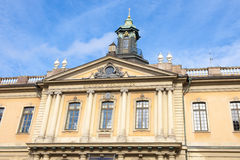 Nobel Museum and Academy, Stockholm Royalty Free Stock Image