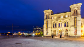 Nobel Peace Center in Oslo Stock Photography
