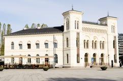 Nobel pokoju centrum fotografia stock