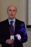 Nobel Prize Laureate in chemistry Roger Kornberg Stock Photography
