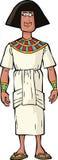 Nobile egiziano antico Immagini Stock Libere da Diritti