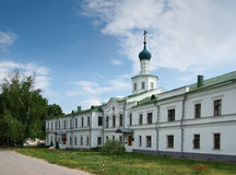 The Nobility Hotel in  Ryazan Kremlin. Central Russia Royalty Free Stock Images
