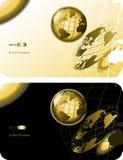 noble визитной карточки Стоковое Фото
