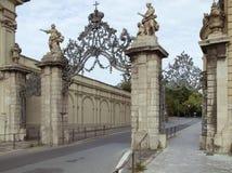Noble entrance. In Bavaria (Germany Royalty Free Stock Photos