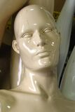 noble mannequin face Stock Photography
