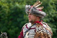 noblemanpolermedel Arkivbild