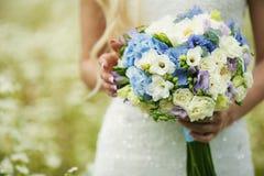 Nobler Blumenstrauß Stockbild