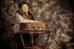 Noblewoman Royalty Free Stock Photo