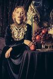Noblewoman Stock Photo