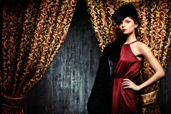 Noblewoman Stock Photography