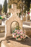 Nobody burial Stock Images