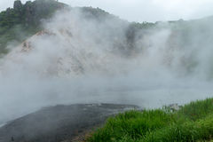 Noboribetsu Sekisuitei,札幌日本2015年7月 免版税库存图片
