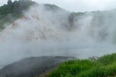 Noboribetsu Sekisuitei, Саппоро Япония июль 2015 Стоковое Изображение RF