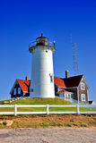 Nobska Lighthouse, USA Stock Images