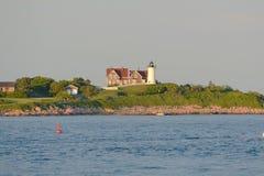 Nobska Lighthouse, Woods Hole, Massachusetts Royalty Free Stock Photography