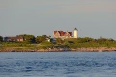 Nobska Lighthouse, Woods Hole, Massachusetts Royalty Free Stock Photo