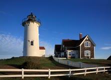 Nobska Point Light,Cape Cod Royalty Free Stock Images