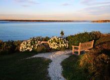 Nobska punkt, Cape Cod Zdjęcie Royalty Free