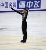 Nobunari Oda (JPN) Royalty-vrije Stock Fotografie