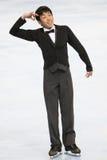 Nobunari ODA (JPN) free skating Stock Image