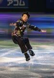 Nobunari ODA (JPN) Gala performance Royalty Free Stock Photo