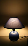 noc światła obraz stock
