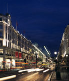 noc angielski ruch drogowy obraz royalty free