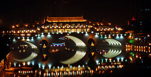 noc bridge zdjęcia royalty free