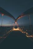 noc bridge Obrazy Stock