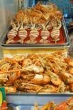 noc jedzenia rynku noc Taiwan Obraz Royalty Free