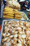 noc jedzenia rynku noc Taiwan Obrazy Royalty Free