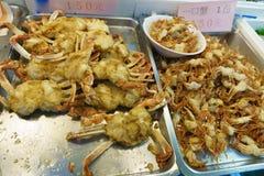 noc jedzenia rynku noc Taiwan Zdjęcia Royalty Free
