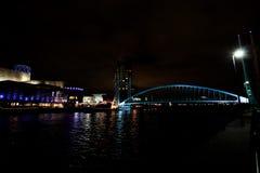 Noc klimaty zdjęcie stock