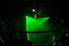 Noc klub 3 zdjęcia stock