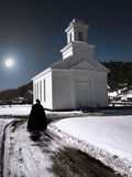 noc kościelna Zdjęcia Royalty Free